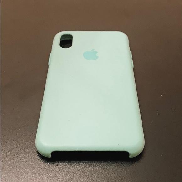 the best attitude 32938 ff05c Apple iPhone X silicone case